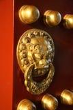 brama wejściowa chińska zdjęcia stock