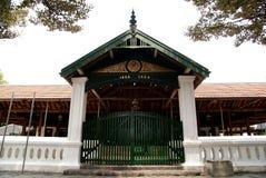 Brama Wielki Mousque, Kotagede, Yogyakarta, Indonezja Obrazy Royalty Free