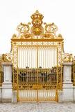 brama złota Obraz Royalty Free