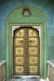 brama złota Zdjęcia Stock