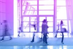 brama zaciemniający ludzie target100_1_ zdjęcie stock