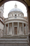 Bramante's Tempiettto Rome Stock Photo