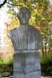 Bramante statue Royalty Free Stock Photos