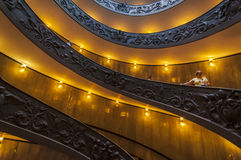 Bramantetrap Royalty-vrije Stock Foto