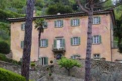 Bramasole i Cortona, Italien Fotografering för Bildbyråer