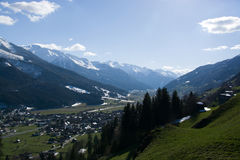 Bramberg, Pinzgau, Austria Stock Photo