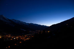 Bramberg, Pinzgau, Austria Royalty Free Stock Photography
