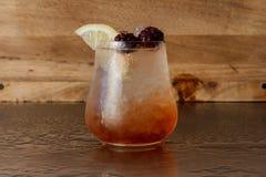 Free Bramble Cocktail Stock Photos - 67001593