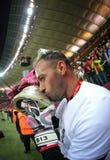 Bramkarz Beto FC Sevilla Zdjęcia Stock