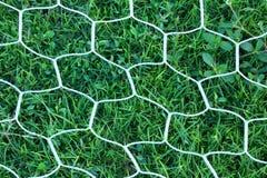 Bramkowy futbol Zdjęcie Royalty Free
