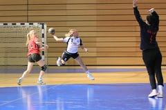 bramkowy handball Obraz Royalty Free