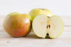 Bramley μήλα στοκ εικόνα με δικαίωμα ελεύθερης χρήσης