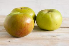 Free Bramley Apples Royalty Free Stock Photos - 124932938