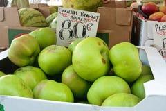 Bramley apples Stock Image