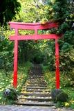 bramy świątynia Obrazy Royalty Free