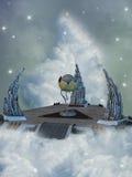 Bramy 3d komputerowa grafika Zdjęcie Royalty Free