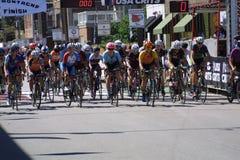 Bramy filiżanka 2018/Giro Della Montagna Na wzgórzu obrazy stock