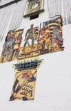 Bramy wierza Beinstein-II-Waiblingen Zdjęcia Royalty Free