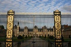 bramy zamku Obraz Stock