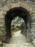 bramy zamku sion Szwajcarii Zdjęcie Royalty Free