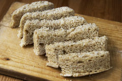 Bran bread Royalty Free Stock Photo