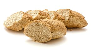 Bran bread Royalty Free Stock Photography