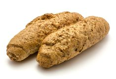 Bran bread Stock Images