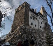 Bran Castel Royalty Free Stock Photo