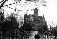 Bran Castel Royalty Free Stock Photos