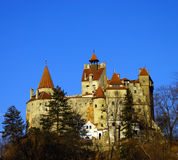 Bran castle Royalty Free Stock Photography