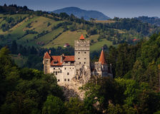 Bran Castle Stock Photo