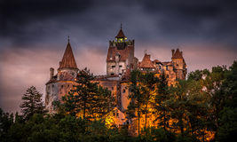 Free Bran Castle Royalty Free Stock Image - 34602146