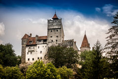Free Bran Castle Royalty Free Stock Image - 34602176