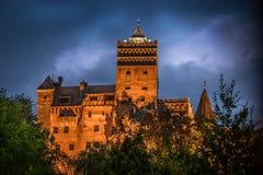 Free Bran Castle Stock Image - 34602181