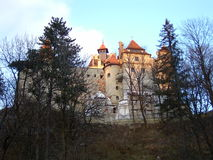 Bran Castle Royalty Free Stock Photo