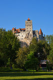 Bran Castle, also called Dracula's Castle, in Bran, Romania Royalty Free Stock Image