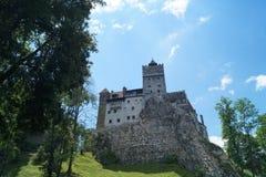 Bran Castle, also know as Dracula`s Castle, Brasov, Transylvania, Romania Stock Photos