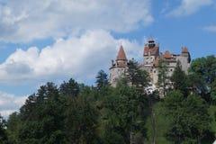 Bran Castle, also know as Dracula`s Castle, Brasov, Transylvania, Romania Royalty Free Stock Image