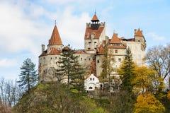 Bran Castle, Brasov, Transylvania Romania. Stock Photography