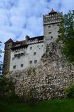 Bran Castle, commonly known as Dracula's Castle, in Romania.  Stock Image