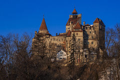 Bran castle. Dracula castle bran heritage romania Stock Photo