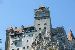 Bran Castle - Dracula s Castle Stock Image