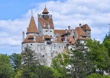 Bran Castle - Dracula`s Castle Stock Photos