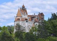 Bran Castle - Dracula`s Castle Royalty Free Stock Photo