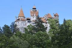 Bran Castle - Dracula`s Castle Royalty Free Stock Photography