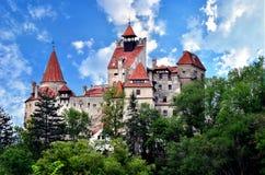 Bran Castle - Dracula's Castle. Royalty Free Stock Images