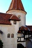 Bran castle,  home of Dracula, Brasov, Transylvania Stock Photo