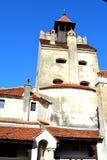 Bran Castle, home of Dracula, Brasov, Transylvania Stock Photography