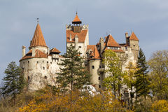 Bran Castle - museum Royalty Free Stock Photo