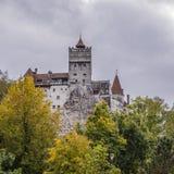 Dracula's Castle - The Bran Castle, Romania Stock Photo